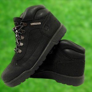 Timberland Fld Boot Leather Big Kids Style: 34974